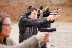 Schießausbildung , Schützenstand Celle, Waffensachkunde Akademie Niedersachsen