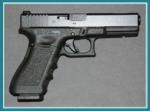 Handfeuerwaffe, Revolver Waffensachkundeprüfung, GLOCK 17 Kaliber