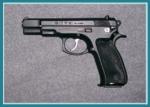 CZ 75  in 9mm, WASN Handfeuerwaffe Ausbildung, Waffensachkundeprüfung Bundesweit
