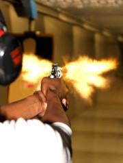 Revolver .357 Magnum, Seminarraum WASN Ausbildung, Unterricht Waffensachkundeprüfung