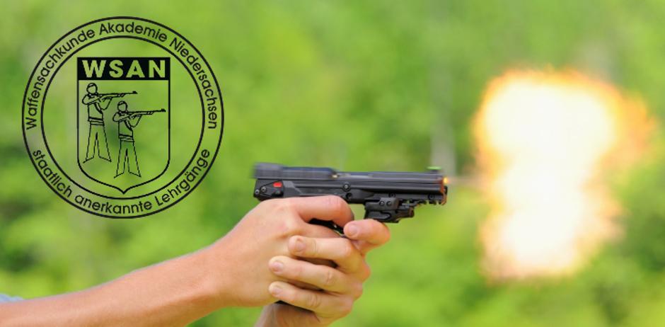 Kurs Waffenführung, Lehrgang Waffensachkunde Akademie, Celle Handfeuerwaffe Intensivschulung